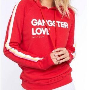 "Spiritual Gangster ""Gangster Love"" Graphic Hoodie"